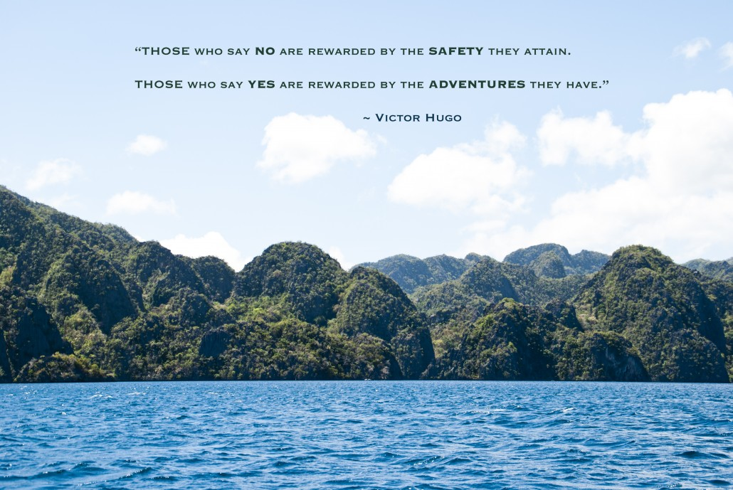Philippines: Say Yes to Adventure!