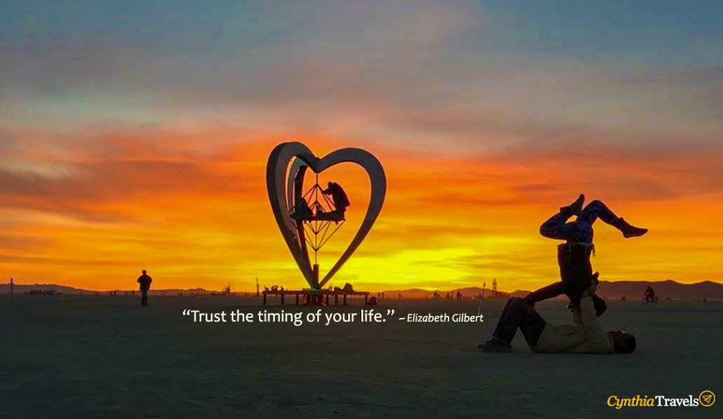 Trust the Timing of Your Life – 2015 Trends